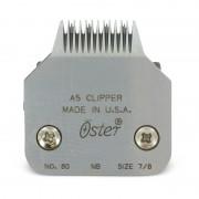 Oster A5 kopje nr.7/8 smal 0.8mm