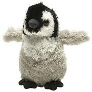 Wild Republic Hug Ems Emperor Penguin Chick Plush Toy