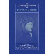 The Cambridge Companion to Thomas Reid by Terence Cuneo
