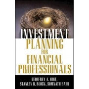 Investment Planning by Geoffrey A. Hirt