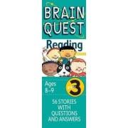 Brain Quest Reading Grade 3 by Michael Muntean
