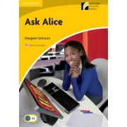 Ask Alice Level 2 Elementary/Lower-Intermediate American English Edition by Margaret Johnson