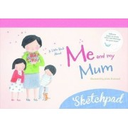 A Little Book About Me and My Mum Sketchpad by Jedda Robaard