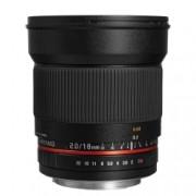 Samyang 16mm f/2 - montura Sony E