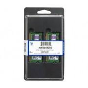 Kingston DDR3 2x8GB 1600MHz KVR16S11K2/16 SODIMM - szybka wysyłka! - Raty 20 x 22,45 zł