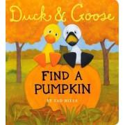 Duck & Goose Find a Pumpkin by Tad Hills