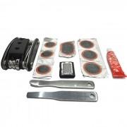 Profesional Multifuncional Bike Tire Repair Tool Kit