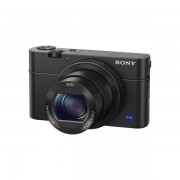 Aparat foto compact Sony DCS-RX100 IV 20.2 Mpx zoom optic 2.9x WiFi NFC Black