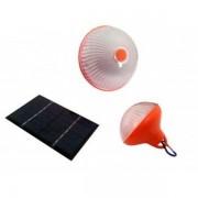 Bec LED Economic Reincarcabil cu Panou Solar GD5002S