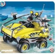 Playmobil 4449 Robber Amphibious Vehicle