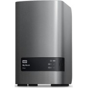 "HDD Extern Western Digital My Book Duo, 8TB, 3.5"", USB 3.0 si USB 2.0, Negru"