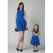 Sukienka Model Kalista Mini Blue