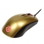 STEELSERIES Souris gamer RIVAL 100 ALCHEMY GOLD