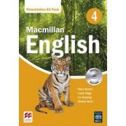 Macmillan English Level 4 Presentation Kit Pack by Louis Fidge