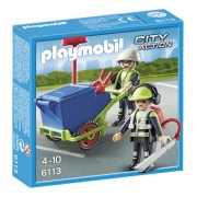 Playmobil 6113 Team Stadsreinigers