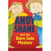 Andy Shane And The Barn Sale Mystery by Richard Jacobson Jennifer