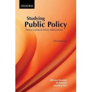 Studying Public Policy by Michael Howlett