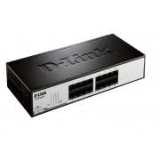 Switch 16 Portas 10/100 Mbps DES-1016D - Dlink
