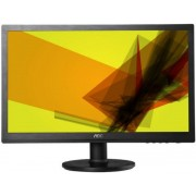 "Monitor LED AOC 21.5"" E2260SWDA, Full HD (1920 x 1080), DVI, VGA, 5 ms (Negru)"