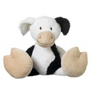 Happy Horse Animal Farm Plush Toy Clooney the Cow Large (Discontinued by Manufacturer)