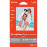 Хартия Canon GP-501 10x15 cm, 100 Sheets - BS0775B003AA