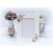 Rama foto lemn - Romantic Roses - 8581