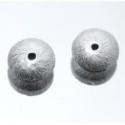 Bile plate crete 8mm, Argint 925