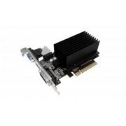 Placa video nVidia GeForce GT 720 SilentFX, 1GB DDR3 (64 Bit)