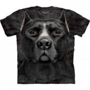 Hi-tech zvířecí trička - Pitbull