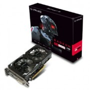 SAPPHIRE VGA RADEON RX 460 2G GDDR5 PCI-E HDMI DVI-D DP OC