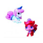 Figurine Disney 3.8 Cm - Pisicuta lui Ariel si Poneiul Cenusaresei