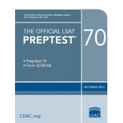 The Official LSAT Preptest 70 by Law School Admission Council