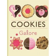 Cookies Galore by Jacqueline Bellefontaine