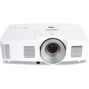 Acer H5380BD 3D Ready DLP Projector - HDTV - 16:10 - F/2.5 - 2.67 - NTSC, PAL, SECAM - 1280 X 720 - HD 720 - 17,000:1 - 3000 Lm - HDMI - USB - VGA In - 235 W - White Color - MR.JHB11.00A