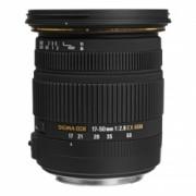 Sigma 17-50mm f/2.8 DC EX HSM pentru Sony/Minolta