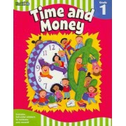Time and Money: Grade 1 (Flash Skills) by Flash Kids Editors