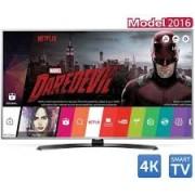 Телевизор LG 55 инча, 4K Ultra HD TV с технология HDR Pro , webOS 3.0 и звук проектиран от harman/kardon 55UH668V