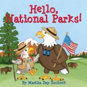 Hello, National Parks!, Hardcover