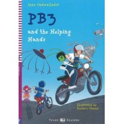 PB3 and the Helping Hands - New edition with Multi-ROM (A1)(Jane Cadwallader)