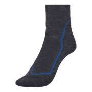 Icebreaker Hike+ Light Mini Socks Men jet hthr/cadet/black 47-49 Wollsocken