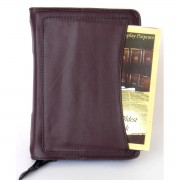 Zipper Cover for New World Translation with front pocket