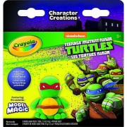 Crayola Teenage Mutant Ninja Turtles Model Magic Character Creations Art Kit
