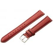 Morellato cinturino in pelle uomo LIGABUE rosso 18 mm A01X3495006182CR16