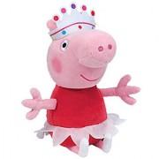 Peppa Pig Series Plush Toy From TLF- Princess Peppa Pig
