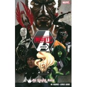 Mighty Avengers: No Single Hero Vol. 1 by Greg Land