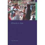 Ethnicity in Asia by Colin Mackerras