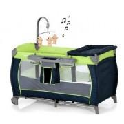 Hauck prenosivi krevetac Baby centar - moonlight kiwi