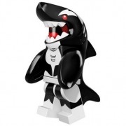 Mini Figurine Lego® Serie 17 - The Batman Movie : Orca