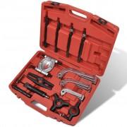 Hydraulic Bearing Puller and Separator Tool 25 pcs