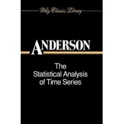 The Statistical Analysis of Time Series by T. W. Anderson